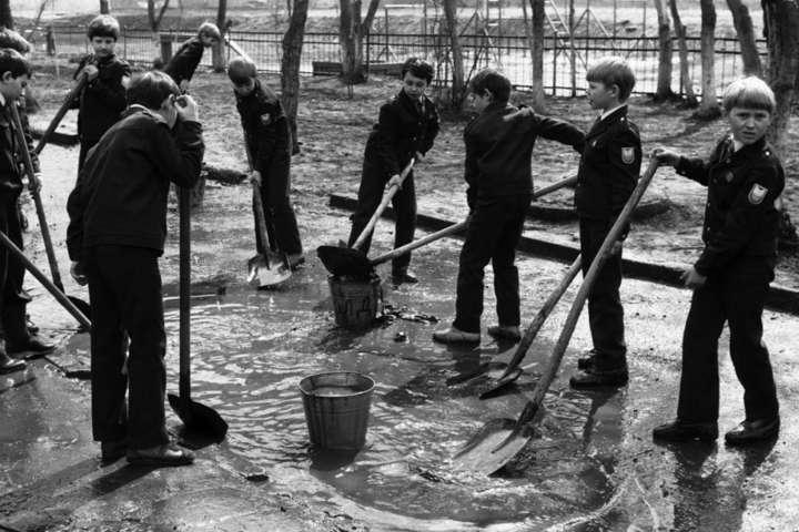 Як насправді виглядало життя в СРСР. Архівні фото, які забороняла радянська пропаганда