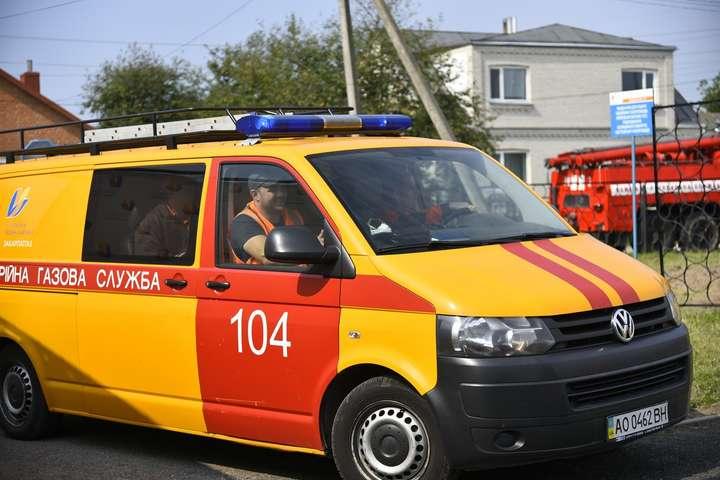 Кількість аварійних викликів газовиків на Закарпатті за рік зросла на 8%