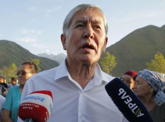 Алмазбек Атамбаєв готував в країні державний переворот — Колишнього президента Киргизстану звинуватили в підготовці державного перевороту