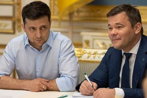 «Квартал 95» вперше посміявся над Зеленським і Богданом: відео