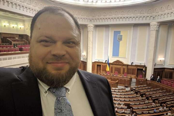 Стефанчук вважає, що комітет має обслуговувати, в хорошому розумінні цього слова, напрямок, який потребує розвитку в країні — У «Слузі народу» пропонують створити парламентський комітет з питань ІТ