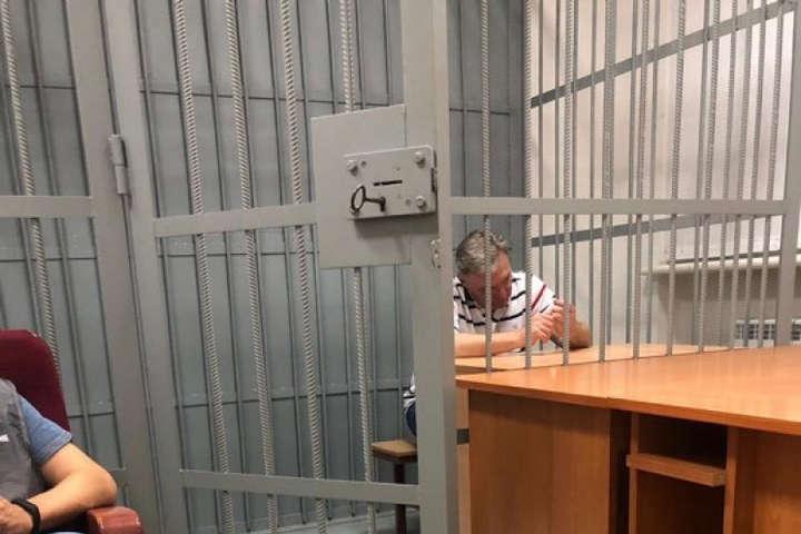 Гримчака допитали у ГПУ — Затримання Гримчака: усі подробиці