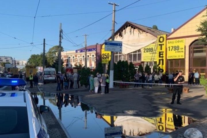 Кількість жертв пожежі в одеському готелі зросла