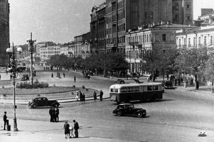 Як виглядав Київ у 1950-1960-х роках. Атмосферні ретрофото столиці України