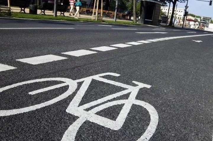У Києві з'являться ще дві нові велодоріжки