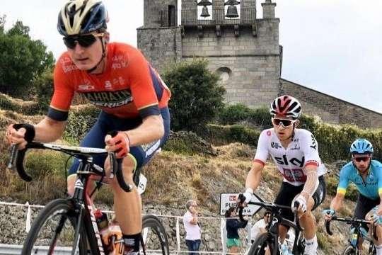 Марк Падун розраховує на«Вуельті» на високий результат — Український велосипедист буде капітаном відомої велоконюшні на «Вуельті»