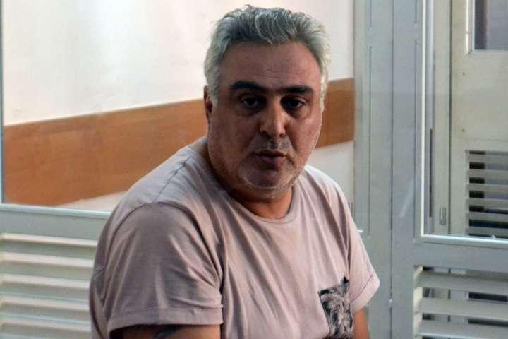 Колишній директор табору «Вікторія» Петрос Саркісян