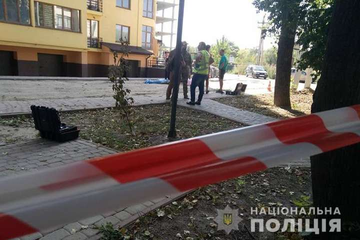 <p>Загиблий, за даними поліції, був учасником бойових дій на сході</p> — В Івано-Франківську через вибух гранати загинули двоє людей