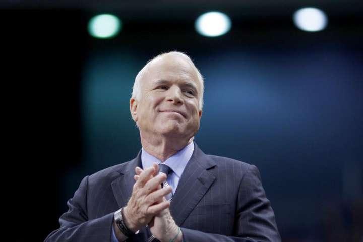 <p>Джон Маккейн</p> - Сьогодні річниця смерті друга України – сенатора Джона Маккейна