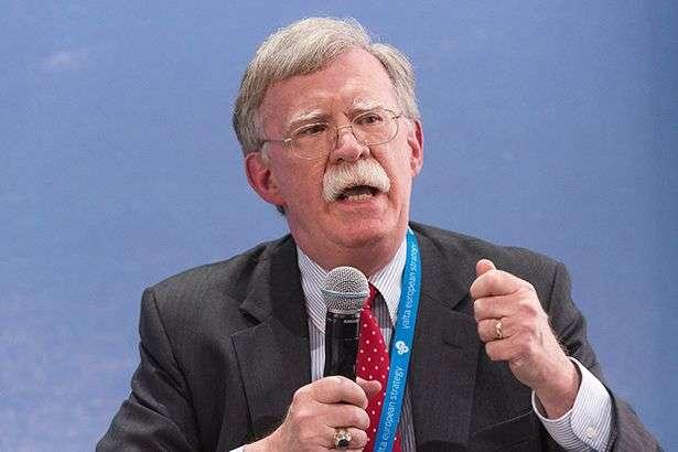 Джон Болтон — США занепокоєні мілітаризацією Криму та ситуацією в Чорному морі