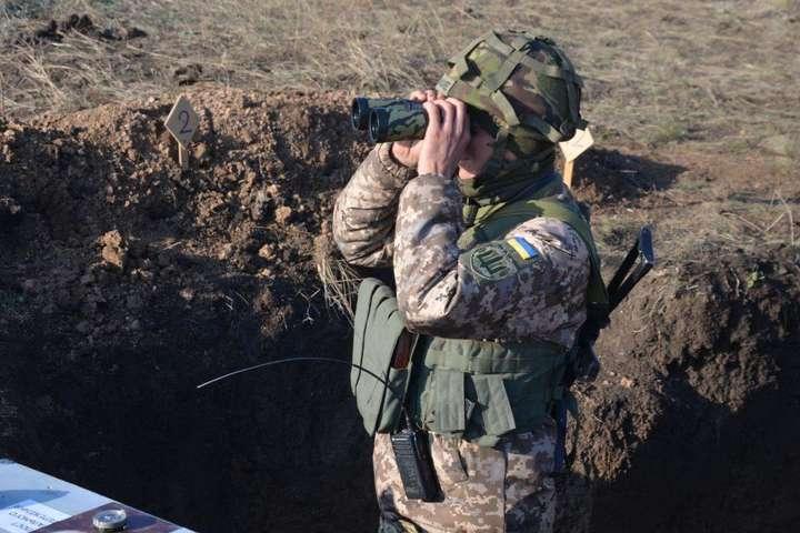 Бойовики 15 разів обстріляли військових на Донбасі: гатили з важких мінометів