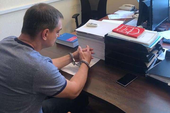 spanВ Україні проти Лягіна йде суд у справі про держзраду/span - Суд переніс засідання у справі глави «ЦВК ДНР» Лягіна
