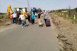 Фото: — <span>Українська сторона продемонструвала СММ ОБСЄ готовність до запланованих робіт з відновлення мосту</span>
