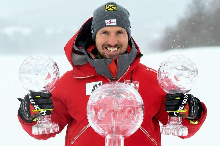 Марсель Гіршер виграв вісім Великих кришталевих глобусів — «Хочу піти чемпіоном»: найвидатніший гірськолижник в історії завершив кар'єру