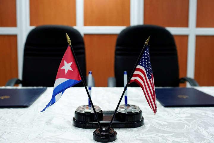 <p>США «стримують погану поведінку» уряду Куби Об этом сообщает <a href=