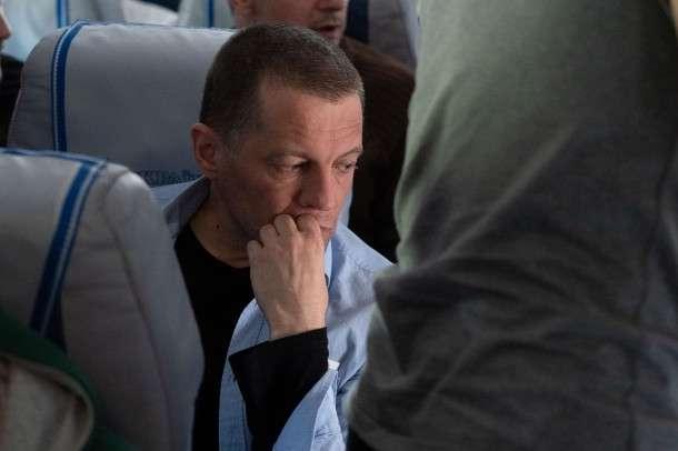 <span>Звільнений політв'язень Роман Сущенко</span>