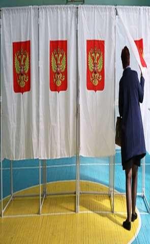 У Росії сьогодні єдиний день голосування