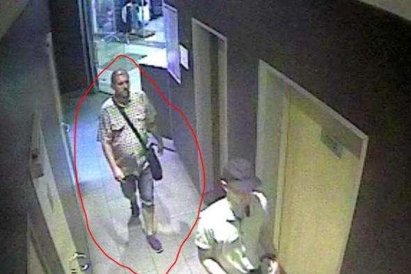 Поліція Києва розшукує підозрюваного у зґвалтуванні (фото, відео)