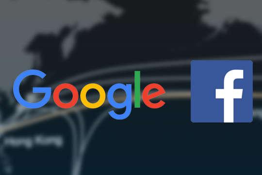 Росія звинуватила Google і Facebook у втручанні у вибори
