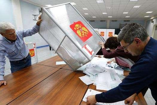 Вибори у Росії: в окупованому Севастополі — рекордно низька явка