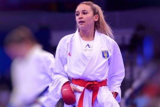 Нещодавно Анжеліка Терлюга виграла срібло Європейських ігор — Українка Терлюга виграла Прем'єр-лігу з карате в Токіо