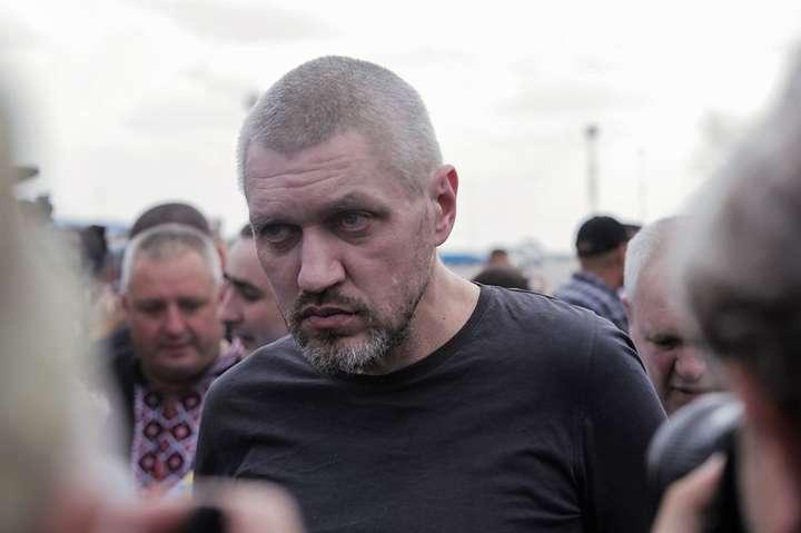 <span>Звільнений політв'язень Станіслав Клих</span> — Клих перебуває у лікарні, а не у реанімації, – Омбудсмен