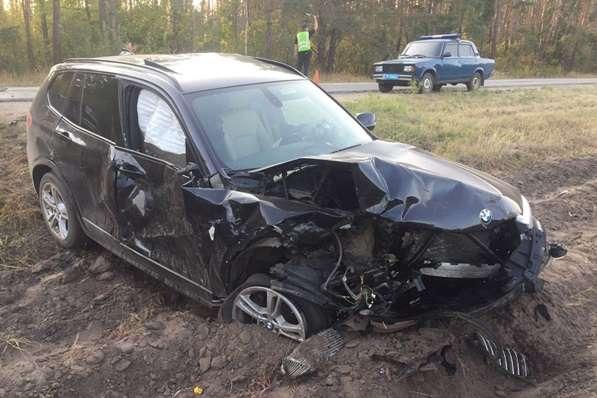 <span>Смертельна ДТП біля села Зарічне</span> — У трьох ДТП під Харковом загинули троє людей
