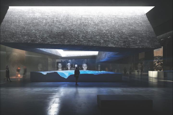 Основна експозиція Меморіалу буде розташована на 20 метрів нижче рівня землі — Обрано переможця конкурсу на проєкт Меморіального центру Голокосту «Бабин Яр» (фото)