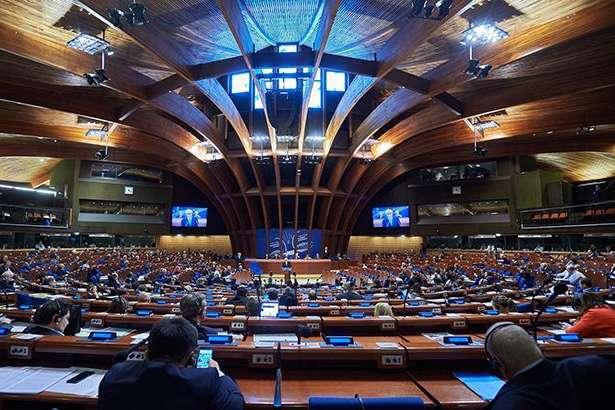 <p>Питання щодо кримських татар включене до порядку денного сесії ПАРЄ Об этом сообщает <a href=