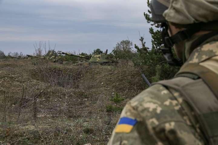 Втрат серед українських бійців немає — Бойовики на Донбасі чотири рази порушили режим припинення вогню