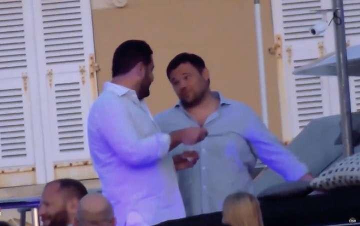 Разом з Богданом на весіллі «смотрящего» за Мін'юстом були судді та нардепи від «Слуги народу» (відео)