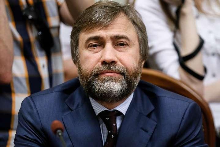 <span>Нардеп Вадим Новинський</span>