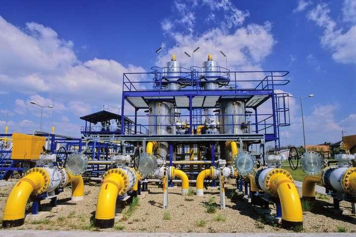 Імпорт газу Україна здійснює з Європи