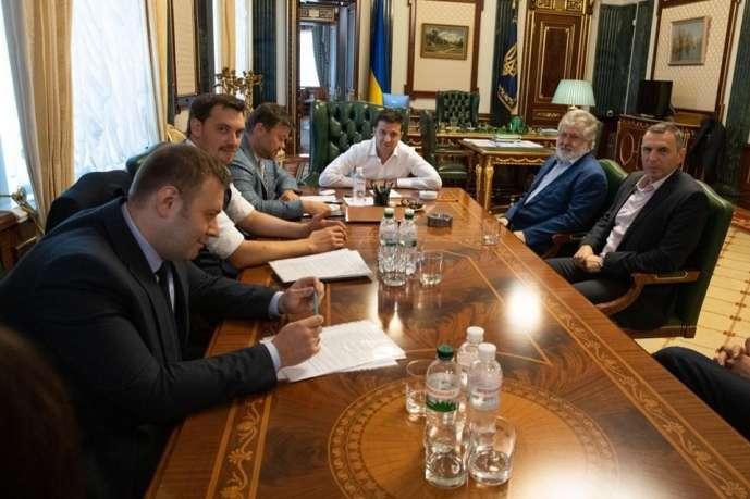 Зустріч Зеленського і Коломойського - сигнал чиновникам та керівникам держпідприємств
