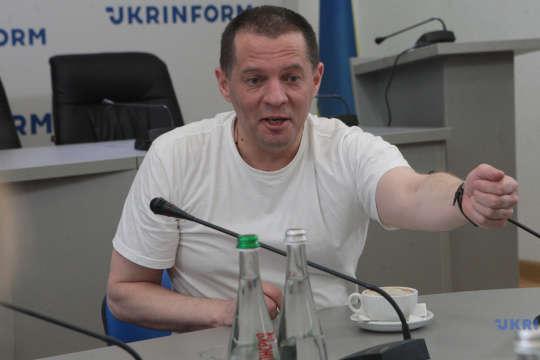 Роман Сущенко 11 вересня спілкувався з журналістоми в агенстві Укрінформ - Звільнений з полону Сущенко дав першу пресконференцію