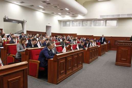 Київрада після тривалої перерви збирається на засідання