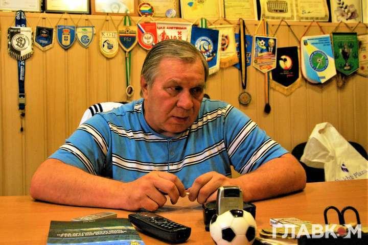 Віктор Звягінцев до війни був делегатом ФФУ — Екс-футболіст «Шахтаря», який живе в Донецьку: Все було в наших руках, жили у мирі. Подивіться на нас зараз