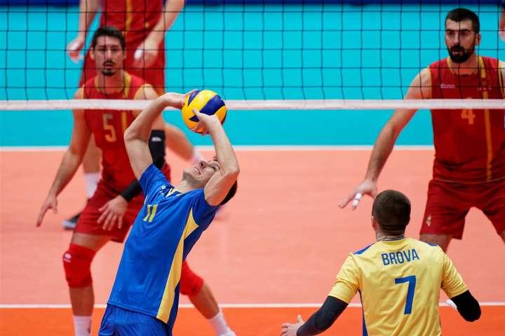 Євро-2019 з волейболу. Україна розбила Чорногорію і майже гарантувала собі плей-оф