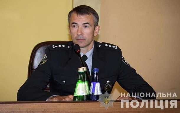 Поліцію Сумської області очолив Руслан Піняга — Князєв представив нового голову поліції Сумської області