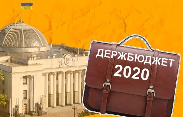 Сьогодні в Раді презентують проєкт Держбюджету-2020