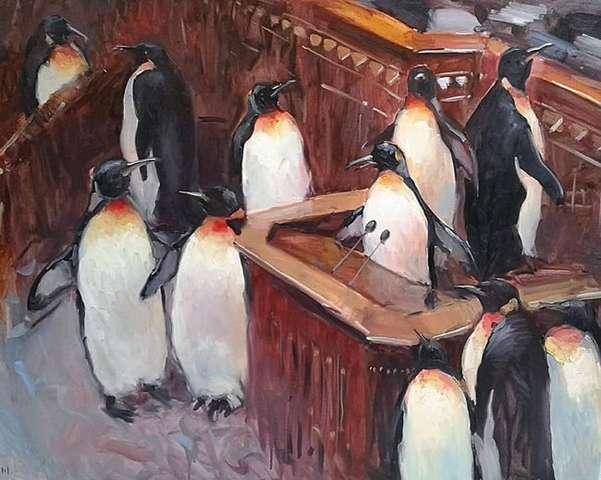 «Саджай своїх, аби чужі боялись». Чого бунтують «парламентські пінгвіни»?