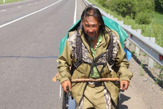 Шаман Олександр Габишев — В Іркутську затримали чотирьох прихильників шамана Габишева