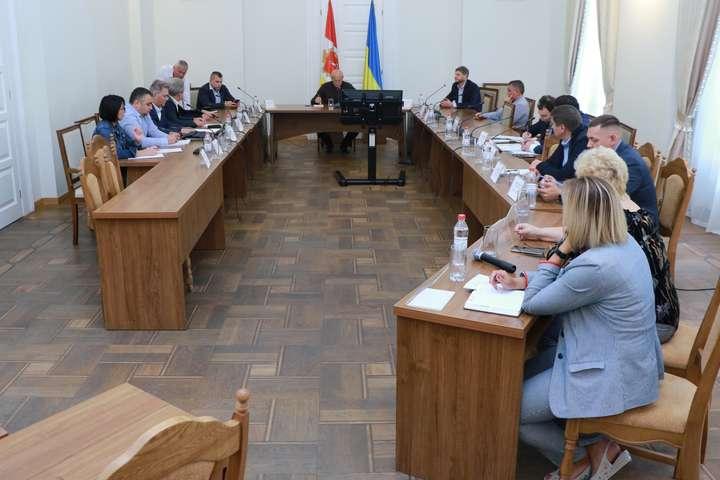 Робота зі створення альтернативного в'їзду на естакаду Одеського порту триває