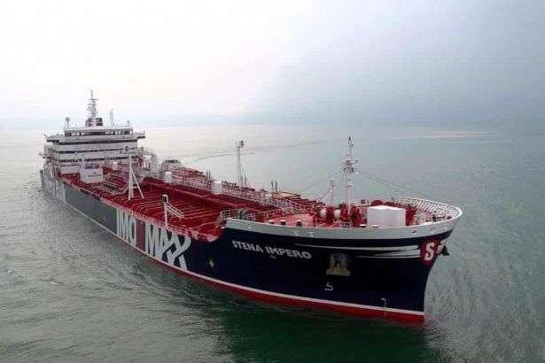 Іран звільнив шведський танкер, затриманий два місяці тому