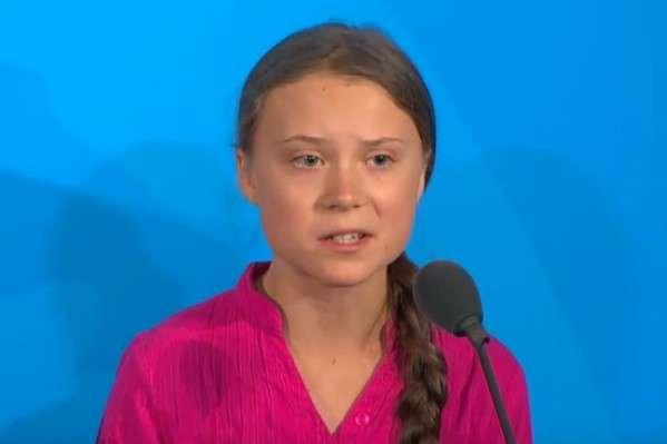 Тунберг подала жалобу в Комитет ООН по правам ребенка из-за изменений климата