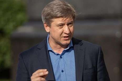 Олександр Данилюк — Данилюк пояснив причини відставки з поста секретаря РНБО