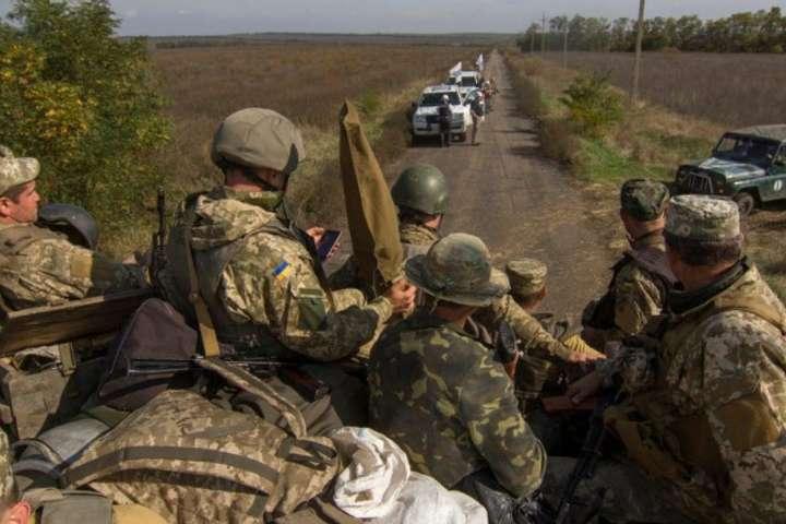 <p>У Мінську домовилися про розведення військ у Петрівському та Золотому</p> — Розведення військ на Донбасі почнеться 7 жовтня — ОБСЄ