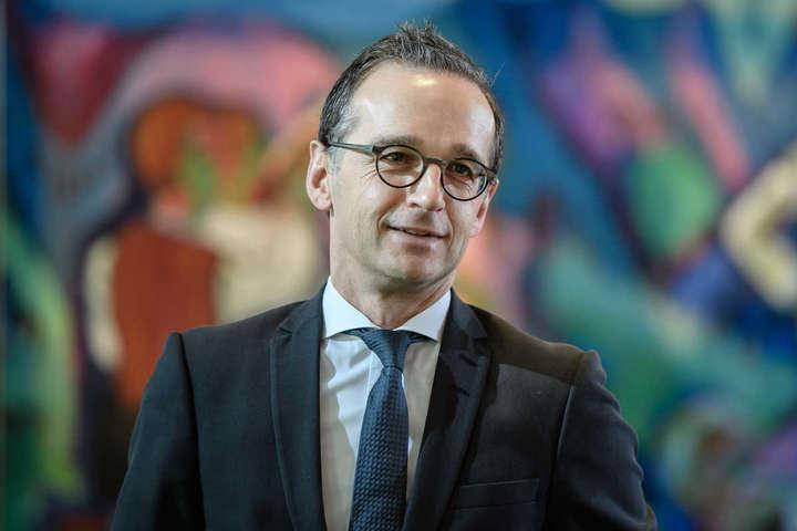 Міністр закордонних справ ФРН Гайко Маас — У Німеччині назвали прогресом узгодження «формули Штайнмайєра»