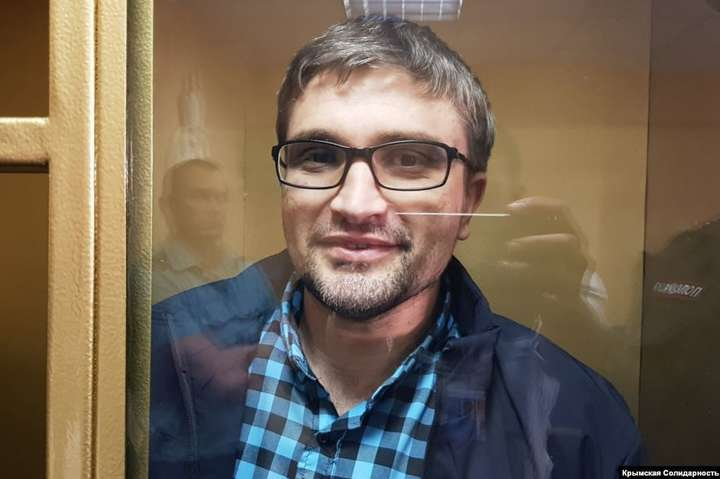 <p>Російські силовики затримали Мемедемінова у березні 2018 року Об этом сообщает <a href=