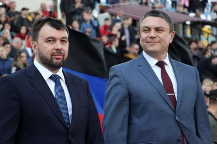 <p>Ватажки «ЛДНР» вимагають, щоб Зеленський вступав «в прямий діалог» з ними Об этом сообщает <a href=